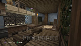 【Minecraft 】PS4で街作り中!!! 民家内装