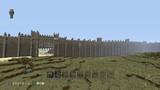 【Minecraft】PS4で街作り中!!!  城壁