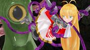 騎士マキマキの受難・VSローパー~触手なんかに絶対に負けない!~