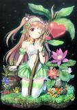 花の女神 フロール