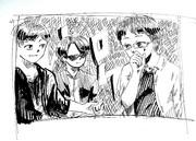 【レトロゲー】Lv2「二日酔い」描かせていただきました!