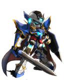 正装騎士エクシア