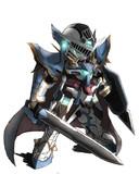正装騎士エクシア(マスク)