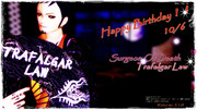 Happy Birthday!! LAW