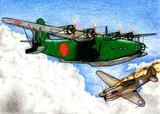 川西 H8K 二式飛行艇