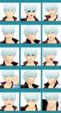 銀さん表情集2