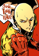 ONE PUNCH-MAN.