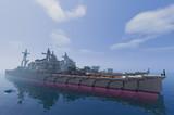 鳥海型巡洋艦(高雄)完成~