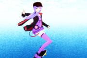 【skate3】 私、スケーターになります 支援絵