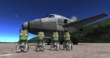 【ksp】4人乗り近距離小型機