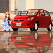 【MMD】レア様のプライベートカー【コルト】