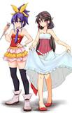 槍サーの姫とエクシーズの姫