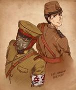 兵隊哀歌~戦場の裏方~ ◆アミン=サンとの合作な◆