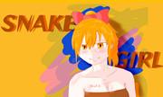 SNAKE GIRL   ー ラミア ー
