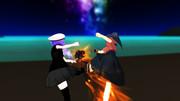 居酒屋鳳翔物語✕結月提督の日常「鳳翔さん×結月提督でツインシュート!!」(別視点)