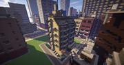【Minecraft】古めのマンション