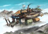 武装商船 エッデ・ツィアタ号