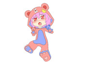くまクマ熊ベアーさとり様サードアイ風味蜜柑星