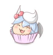 れみりゃカップケーキ