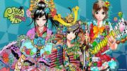 「プリマックス」コミックス第2巻発売記念壁紙(PC用②)