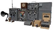 WW2ドイツ通信機+おまけ