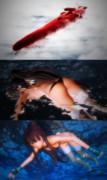 ヤマト  潜水艦モード