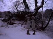 雪歩 雪歩 ふゆ 写真合成