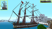 フリゲート -HMS Iron Lancer- Minecraft XboxOne