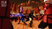 【第四回MMDBASARA戦闘祭】双竜