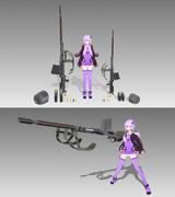 【モデル配布】L-39対戦車ライフル