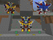 【Minecraft】超ミラクル合体っぽいもの 【JointBlock】
