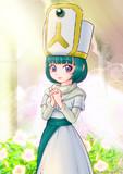 癒しの天使ホロナ