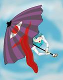らくがき小傘
