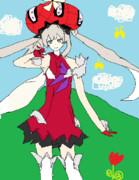 Fate/GOきっての美人マリーちゃん