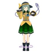 【モデル更新】古明地こいしVer1.3