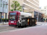 駒吉機関車で