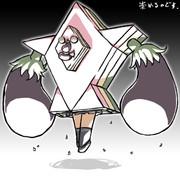 ハロウィン電さん (パラレル.ver)