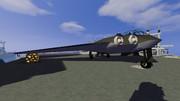 全翼機製作中~ (Ho231)