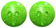 立体視画像129「ボウリングボール」