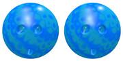 立体視画像130「ボウリングボール」