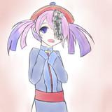 キョンシーナナちゃん【キョンシー㊥ぱんでみっく!】