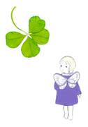 四つ葉の妖精