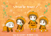 \Trick or Treat!/