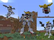 【Minecraft】 バルバトスっぽいもの 【JointBlock】
