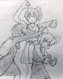 ヤラナイオの奇妙なラクシア冒険譚 01-5話