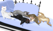 【MMD】とある猫のとあるポーズをつくってみた