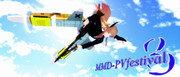【MMD-PVF3】黄の14【ストライクウイッチーズ】