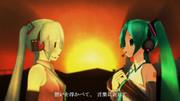【MMD-PVF3】あなたの願いをうたうもの【ミクモデル39人リレーPV制作中!】