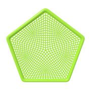五角形コースター21