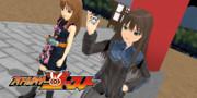 【MMD】アイドルライナーXVIIゴースト きゅん!ゴーストガール!#6